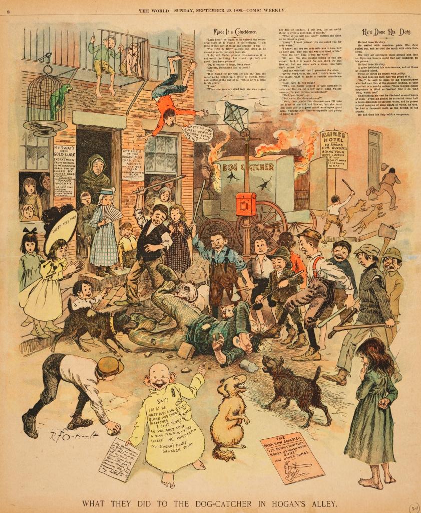 Yellow Kid, NY World, Sept.20, 1896